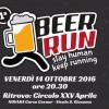 Martedì 18 a Novara la Beer Run a scopo benefico